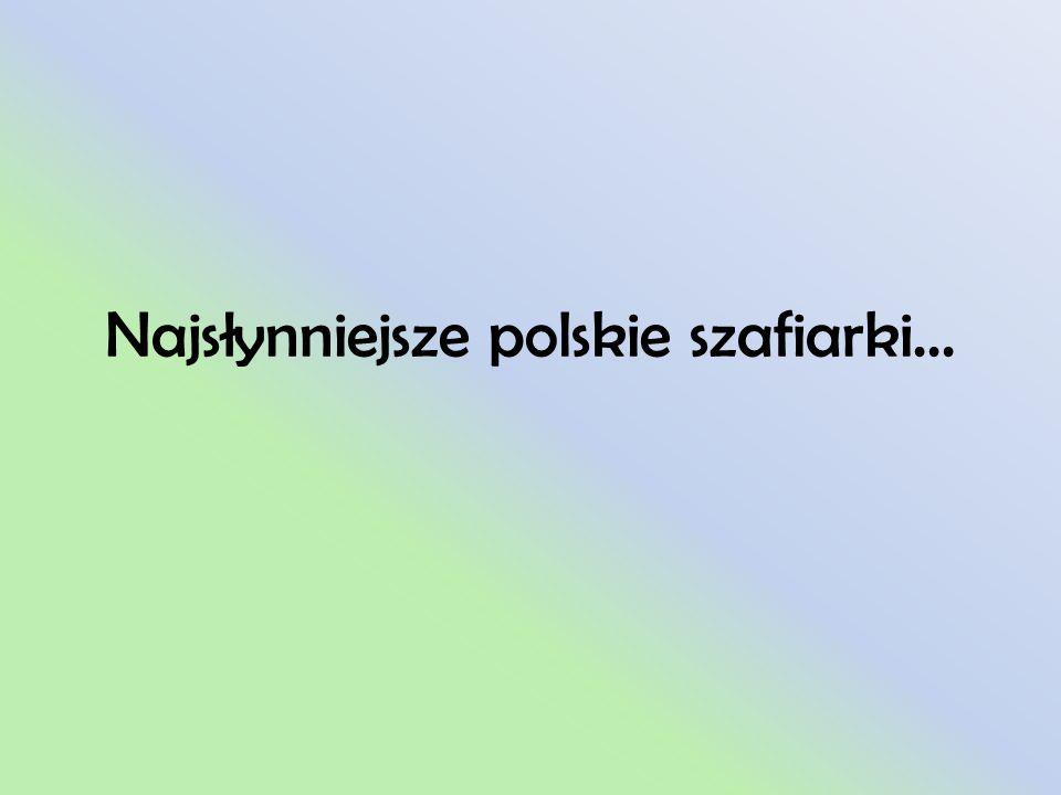 Najsłynniejsze polskie szafiarki...