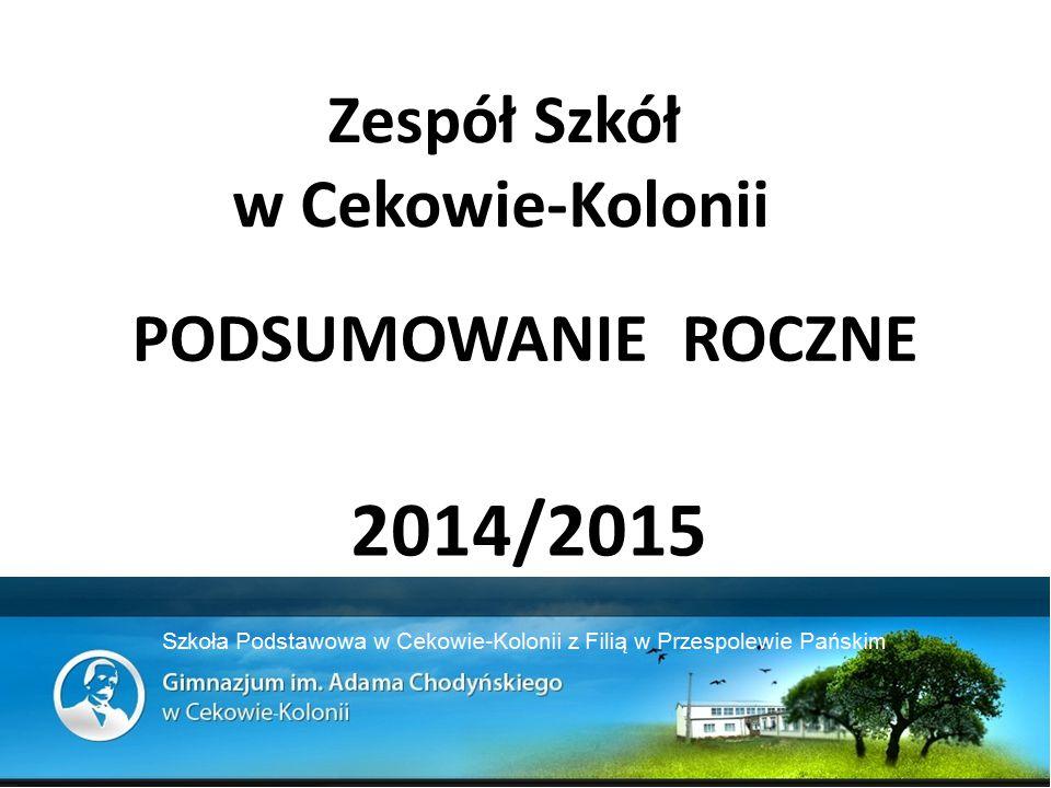 Zespół Szkół w Cekowie-Kolonii