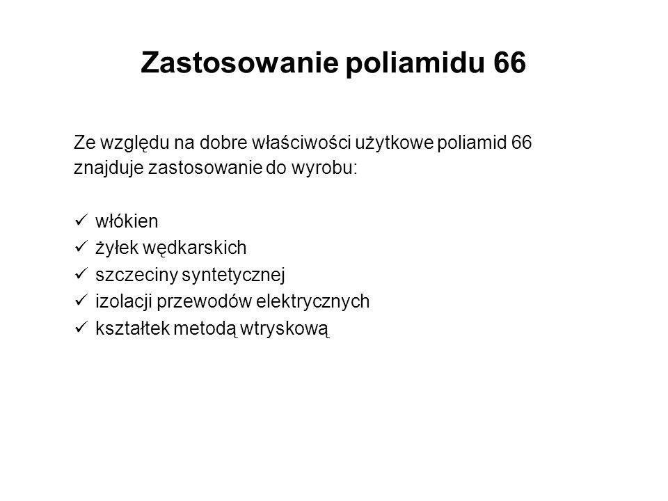 Zastosowanie poliamidu 66