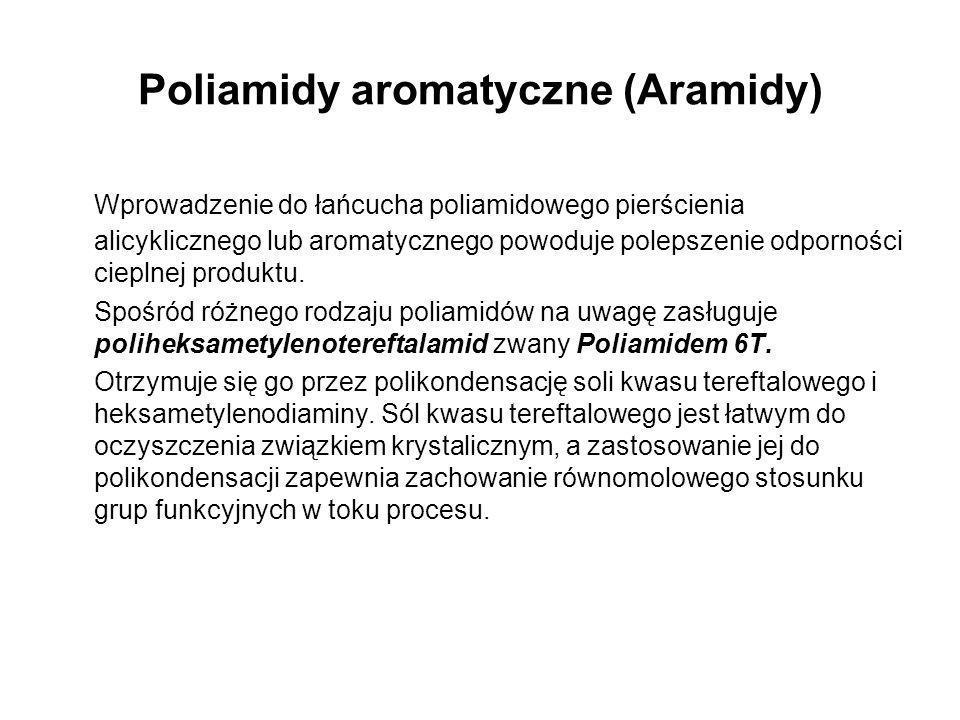 Poliamidy aromatyczne (Aramidy)