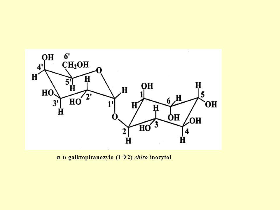 a-D-galktopiranozylo-(12)-chiro-inozytol