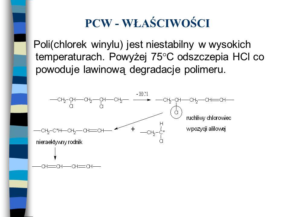PCW - WŁAŚCIWOŚCI