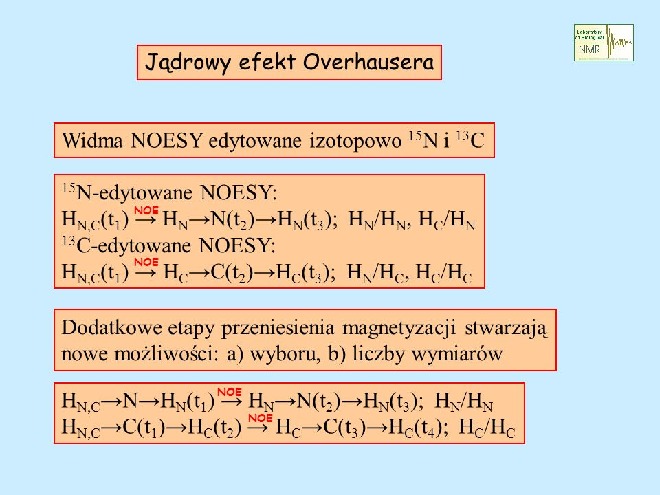 Jądrowy efekt Overhausera