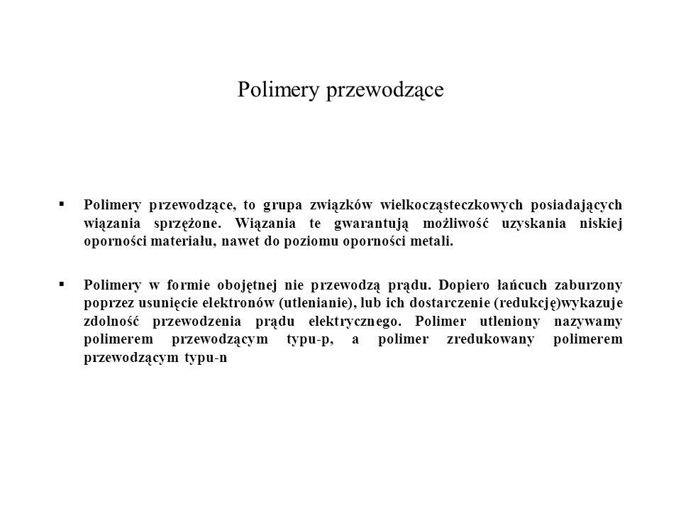 Polimery przewodzące