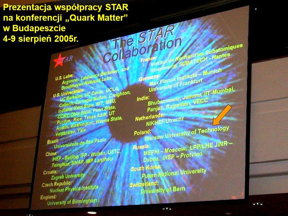 ... jako Uczelnia Prezentacja współpracy STAR