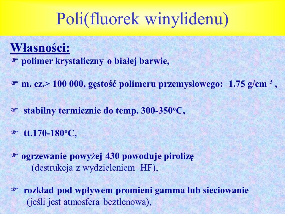 Poli(fluorek winylidenu)