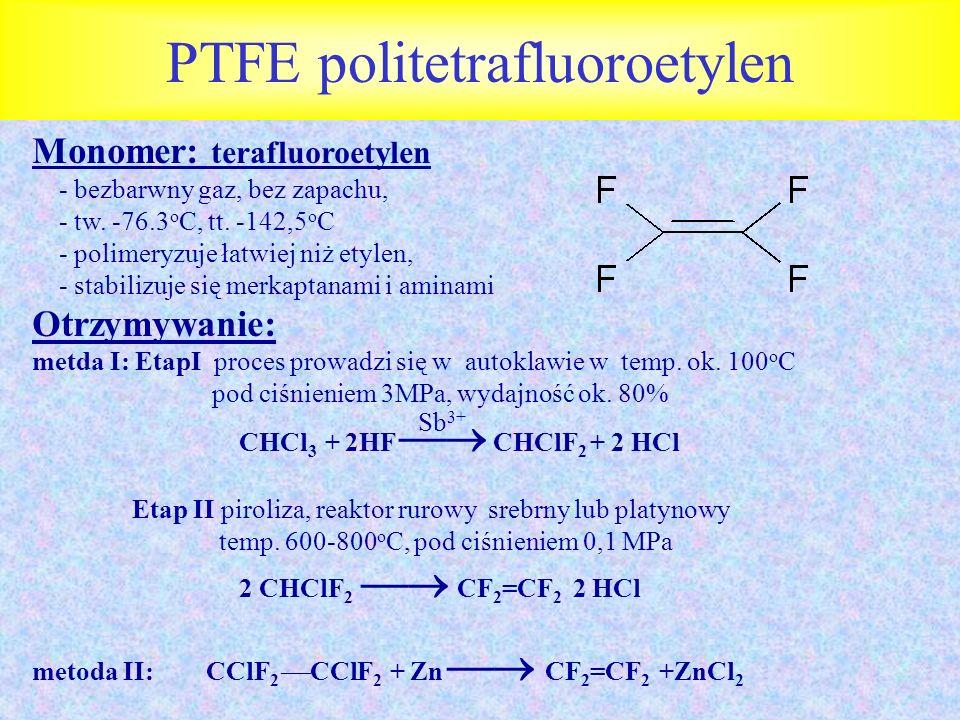 PTFE politetrafluoroetylen