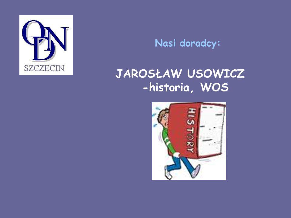 JAROSŁAW USOWICZ -historia, WOS