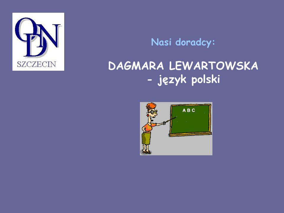 DAGMARA LEWARTOWSKA - język polski
