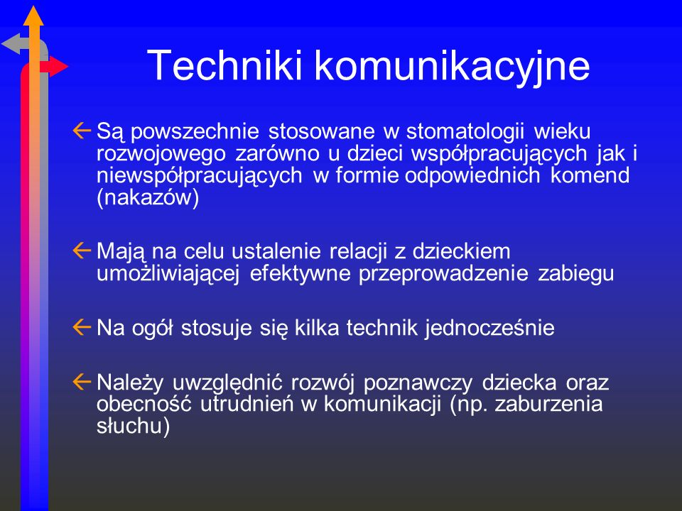 Techniki komunikacyjne