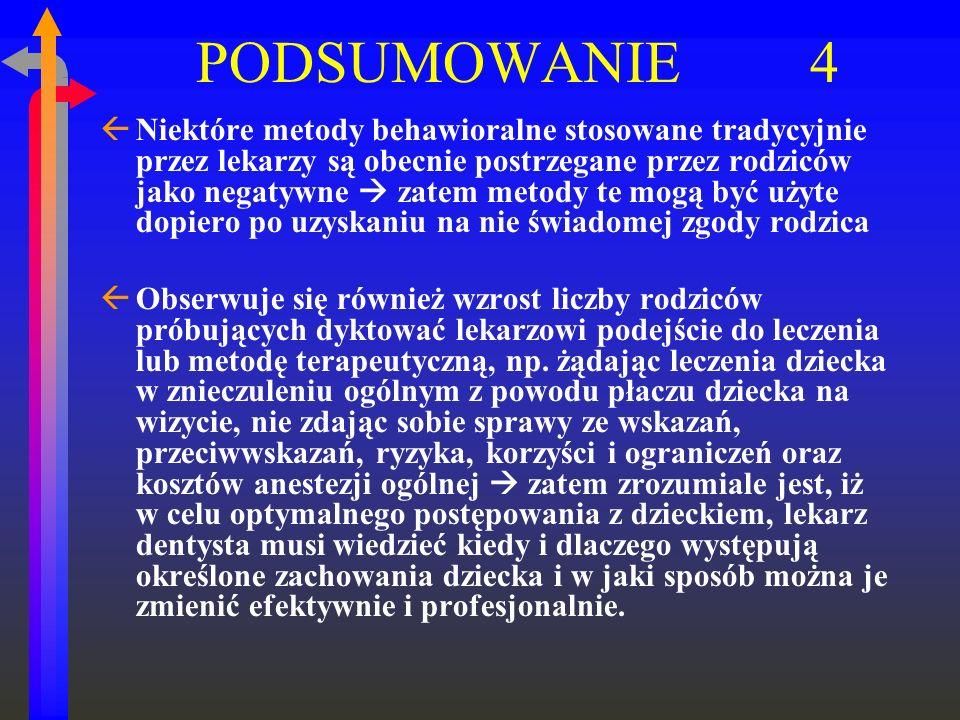 PODSUMOWANIE 4