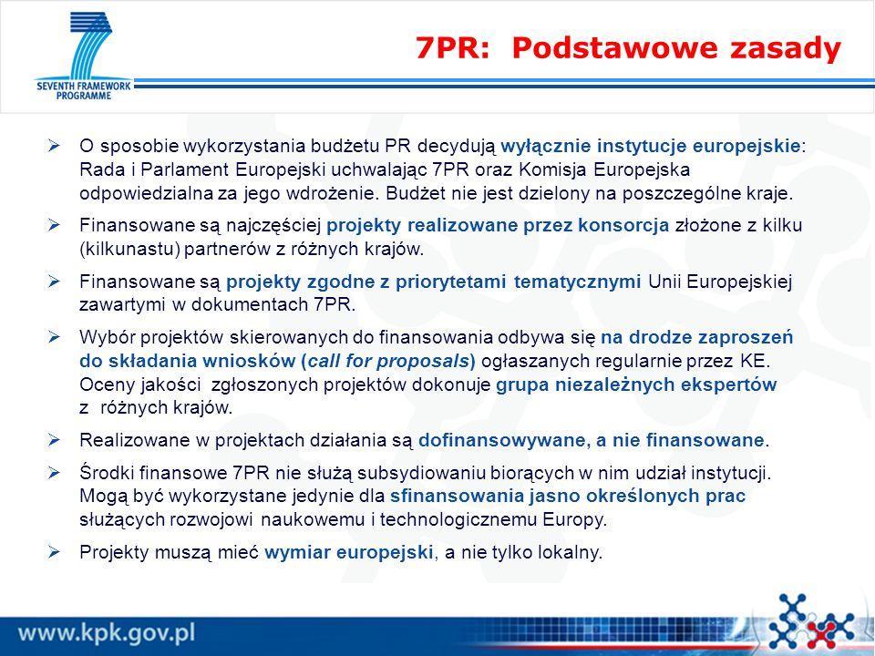 7PR: Podstawowe zasady