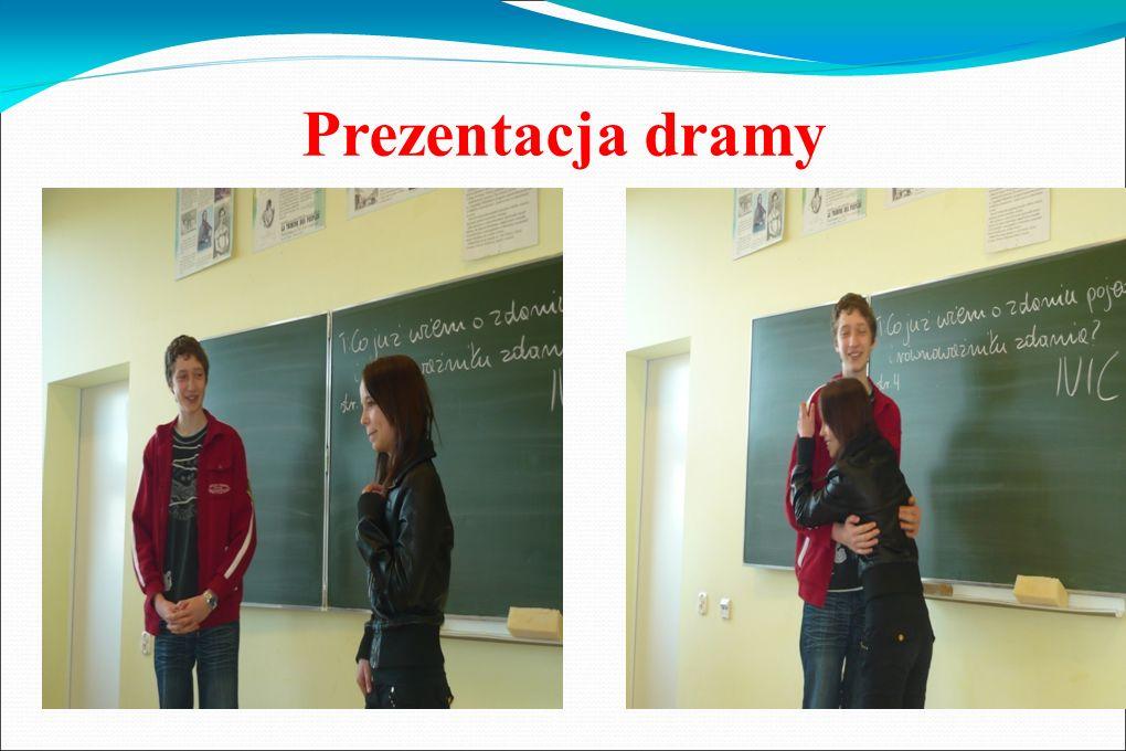 Prezentacja dramy