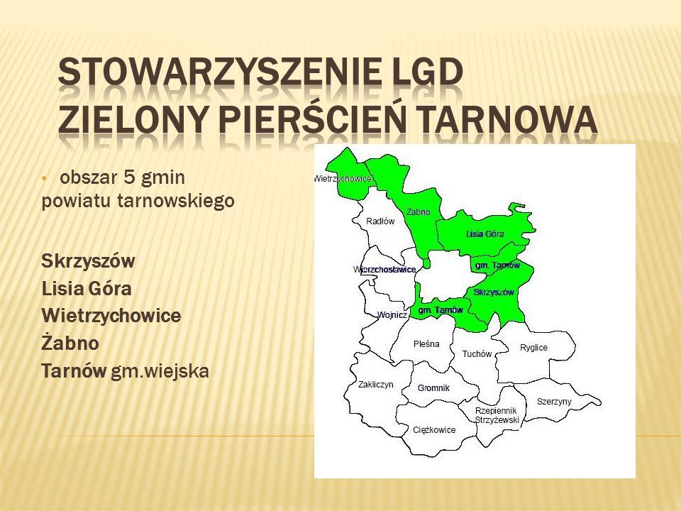 Stowarzyszenie LGD ZIELONY PIERŚCIEŃ TARNOWA