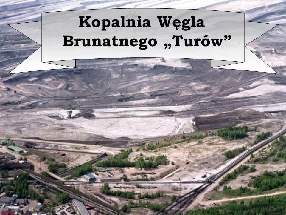 """Kopalnia Węgla Brunatnego """"Turów"""