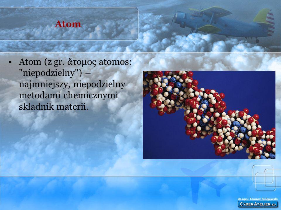 Atom Atom (z gr.