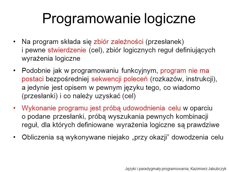 Programowanie logiczne