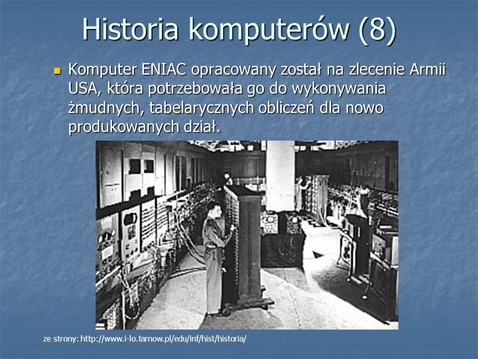Historia komputerów (8)
