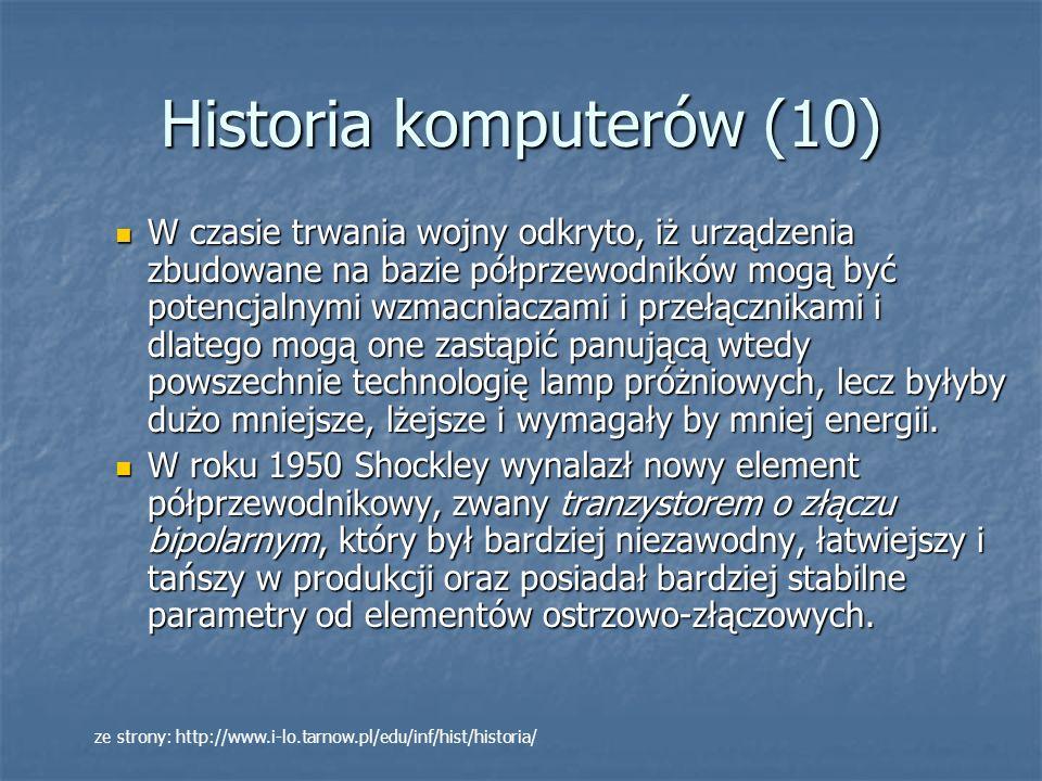 Historia komputerów (10)