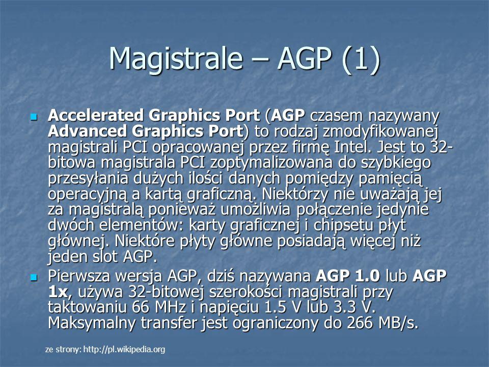 Magistrale – AGP (1)