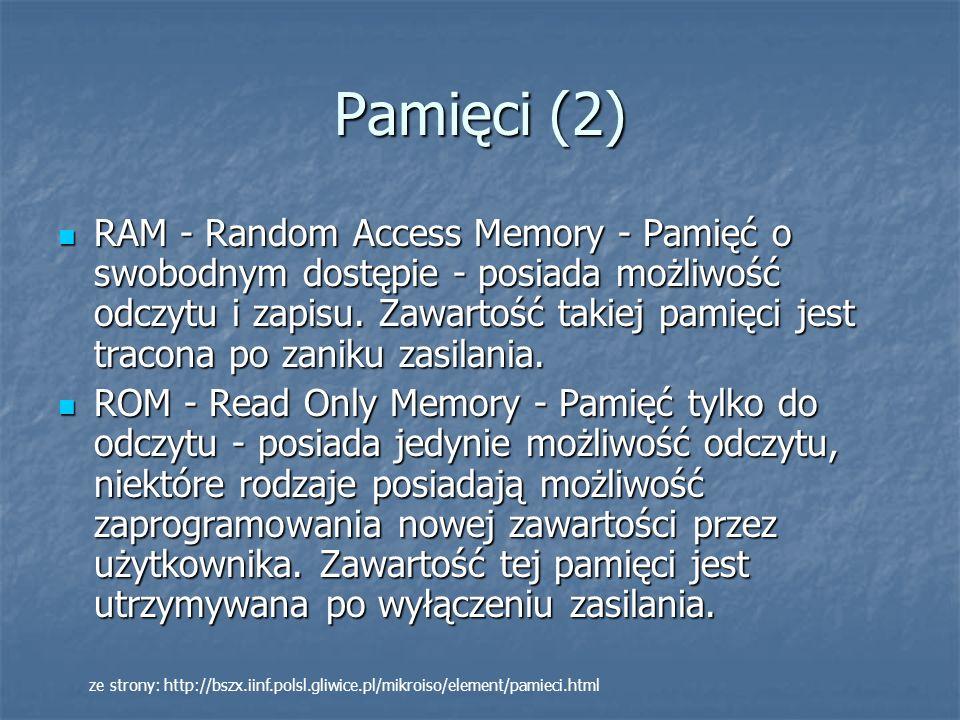 Pamięci (2)
