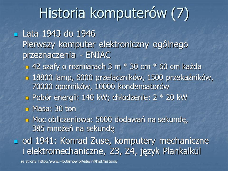 Historia komputerów (7)