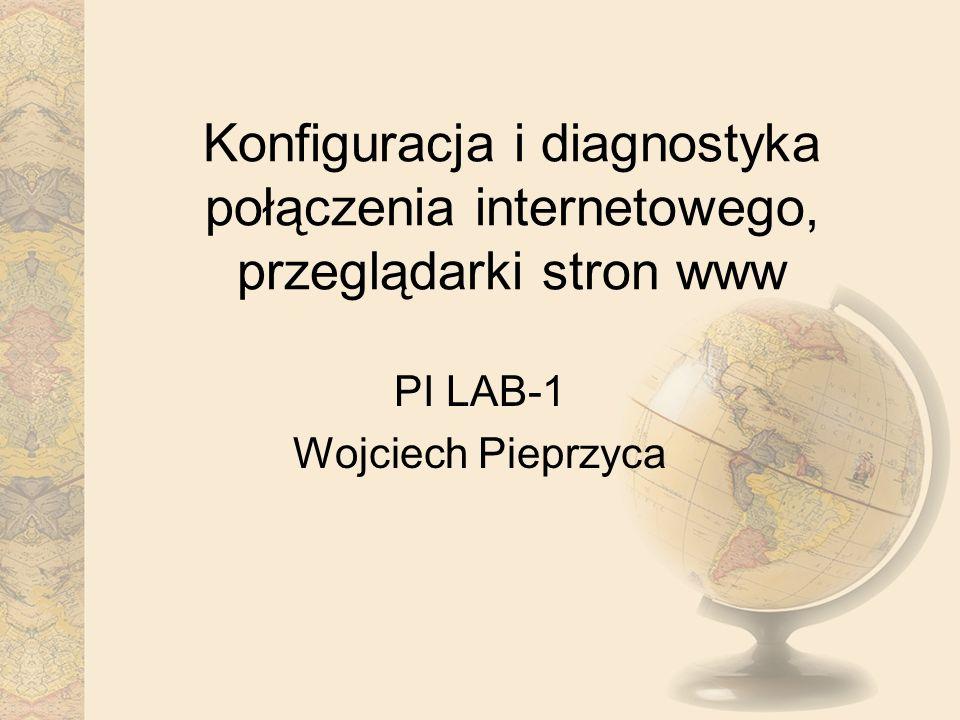 PI LAB-1 Wojciech Pieprzyca