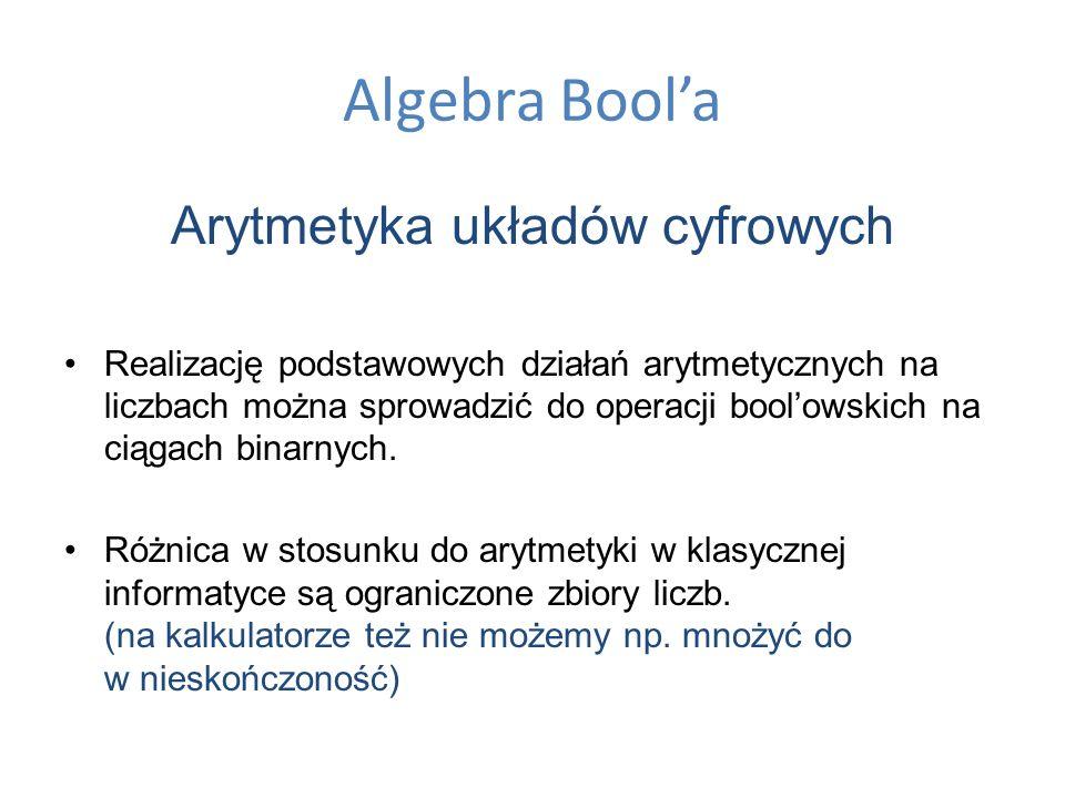Arytmetyka układów cyfrowych