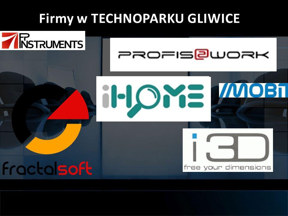 Firmy w TECHNOPARKU GLIWICE