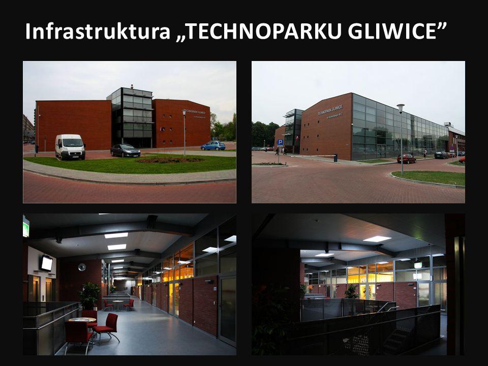 "Infrastruktura ""TECHNOPARKU GLIWICE"