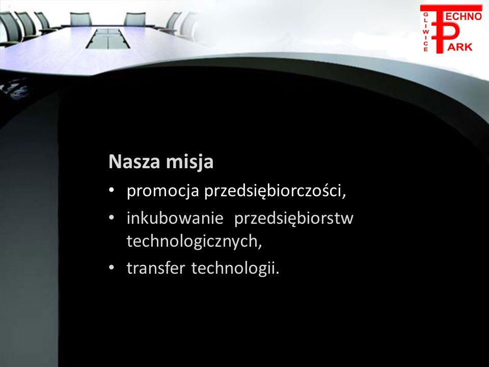 Nasza misja promocja przedsiębiorczości,