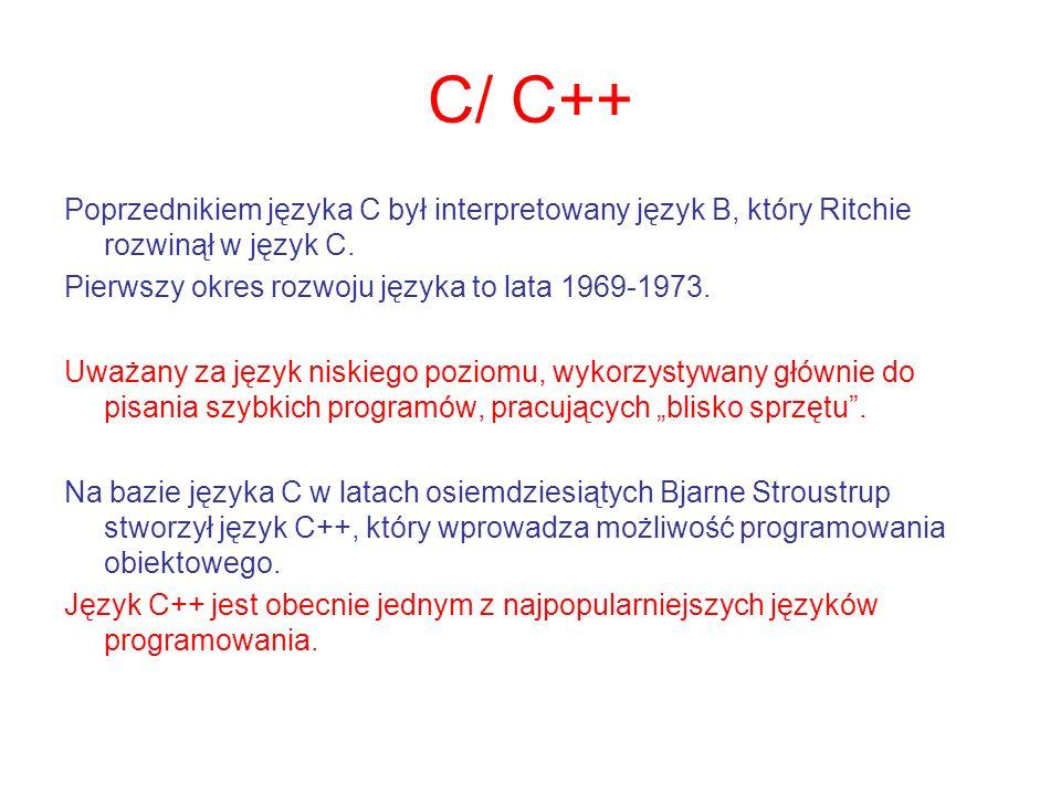 C/ C++