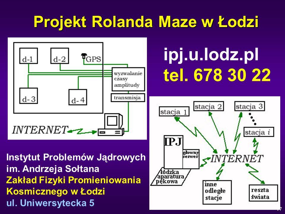 Projekt Rolanda Maze w Łodzi