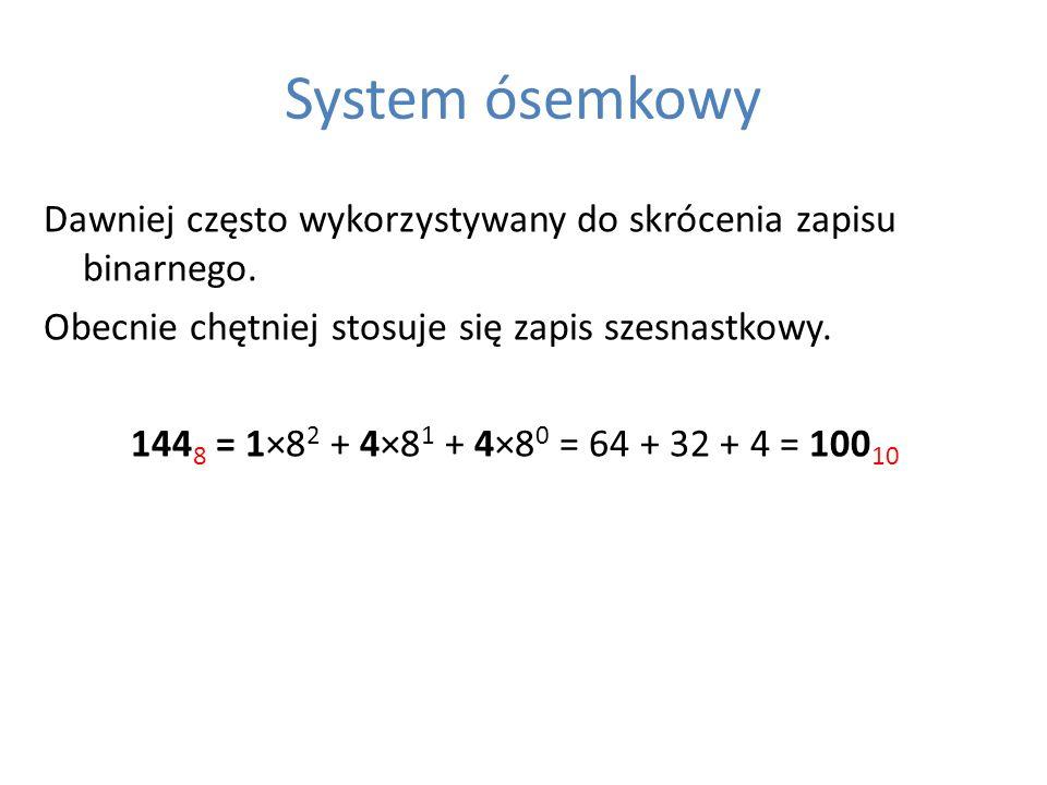 System ósemkowy