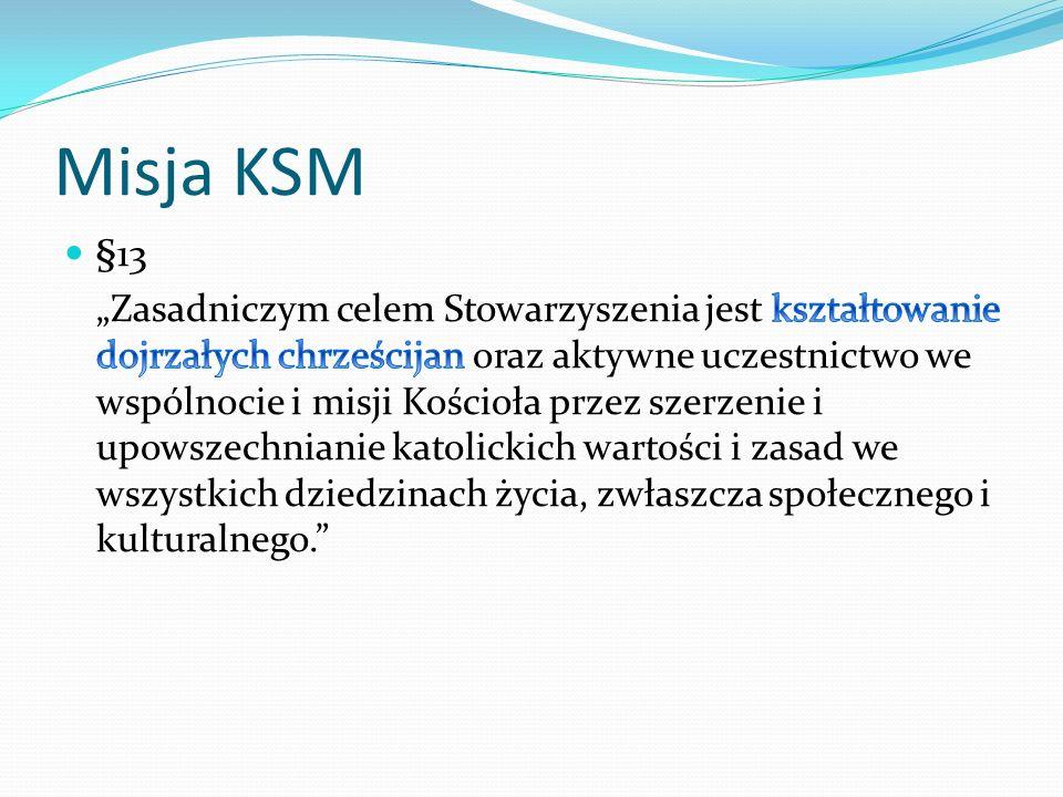 Misja KSM §13.
