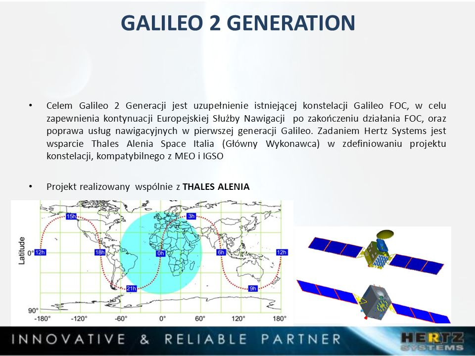 GALILEO 2 GENERATION