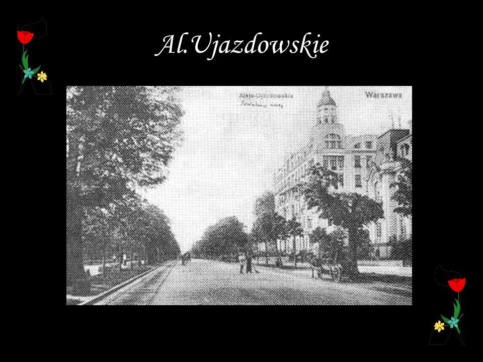 Al.Ujazdowskie