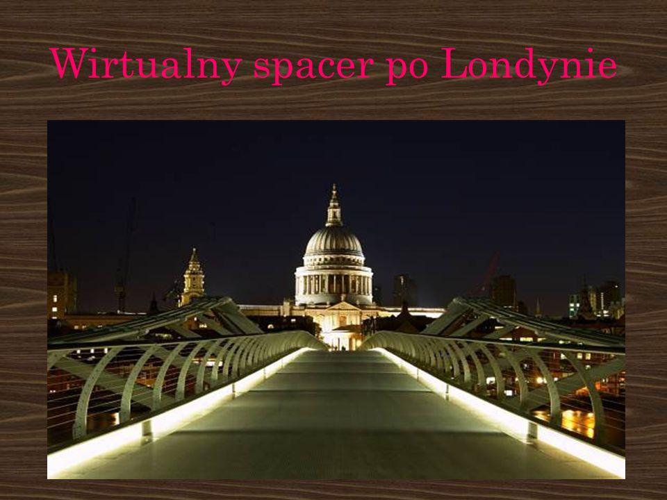 Wirtualny spacer po Londynie