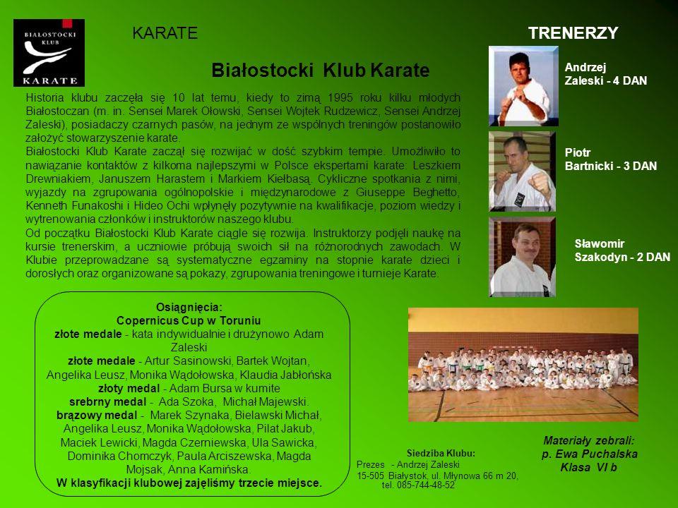 Białostocki Klub Karate