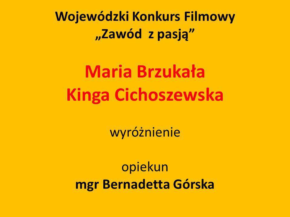 Wojewódzki Konkurs Filmowy