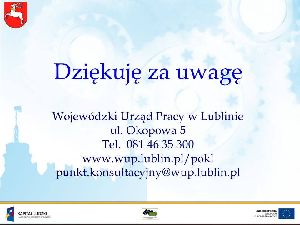 Wojewódzki Urząd Pracy w Lublinie