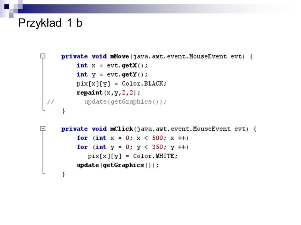 Przykład 1 b