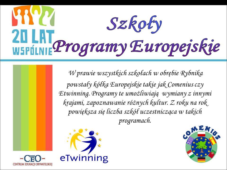 Szkoły Programy Europejskie.