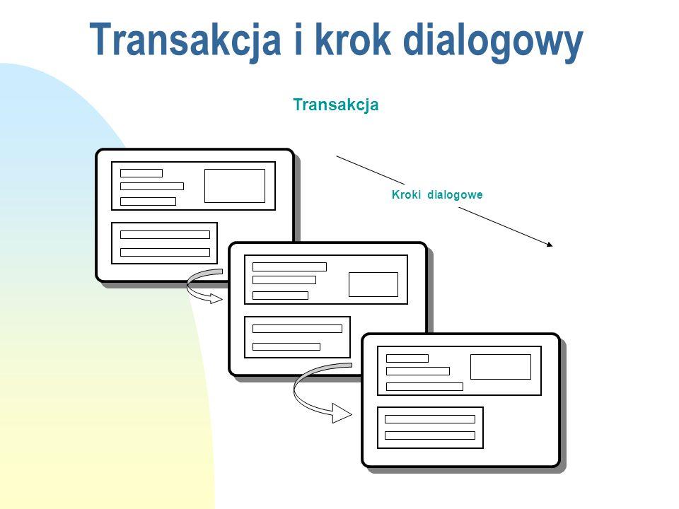 Transakcja i krok dialogowy