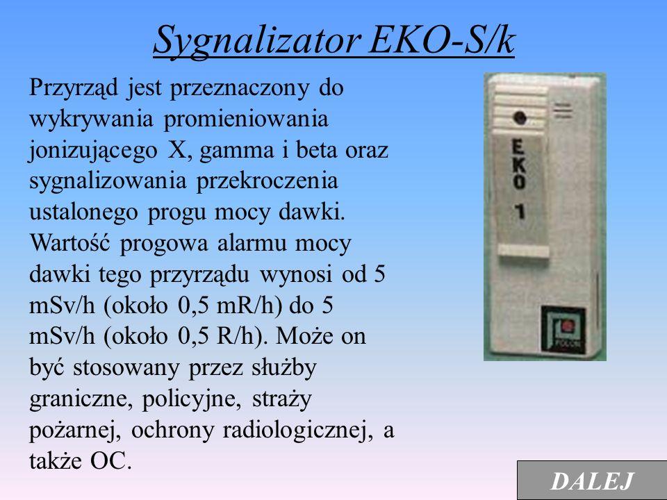 Sygnalizator EKO-S/k