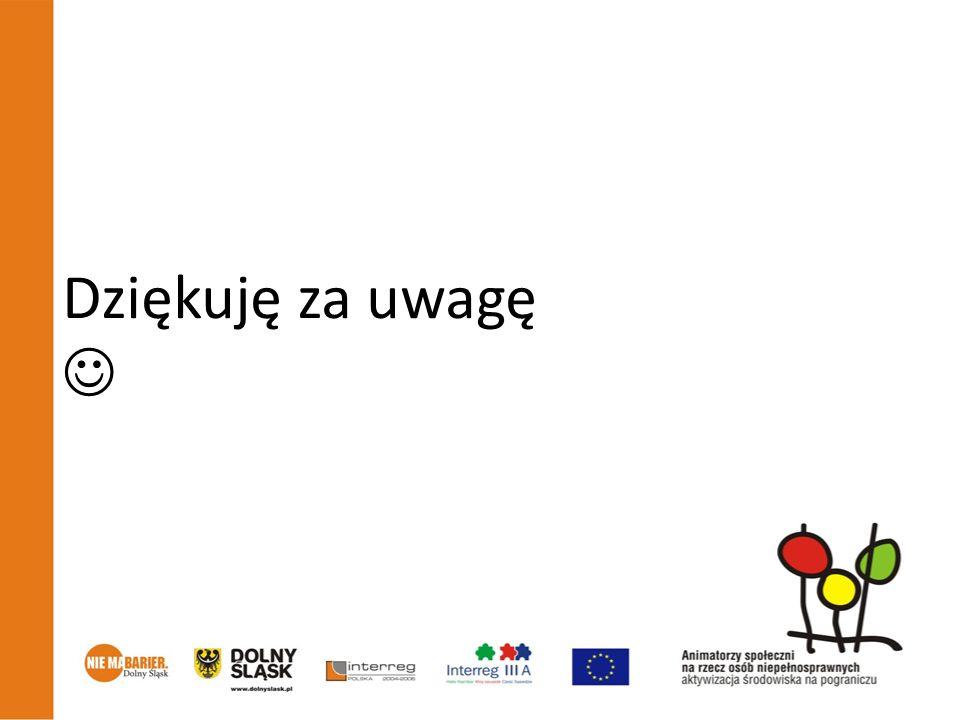 Animatorzy społeczni na rzecz osób niepełnosprawnych – aktywizacja środowiska na pograniczu