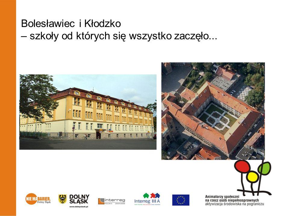 Bolesławiec i Kłodzko – szkoły od których się wszystko zaczęło...