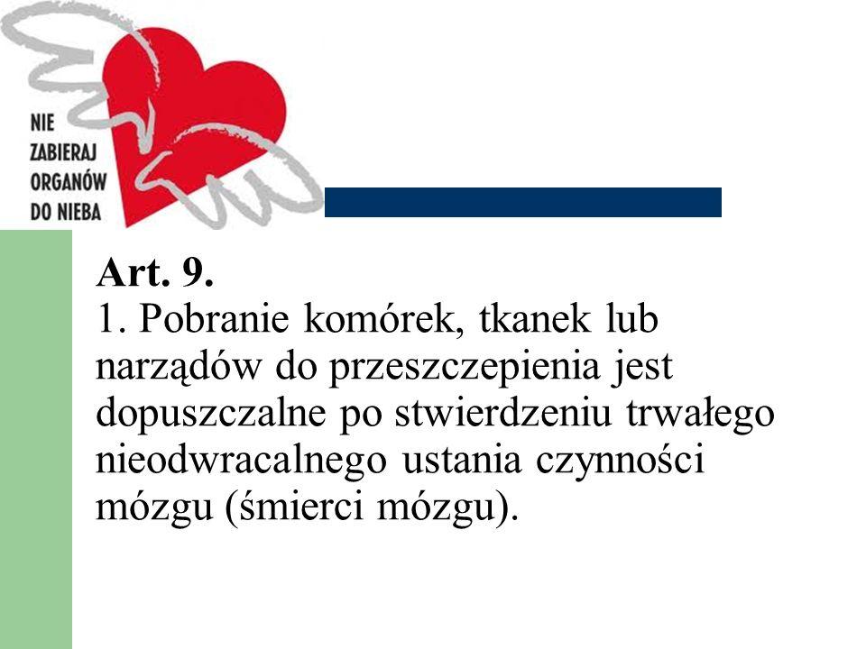 Art. 9. 1.