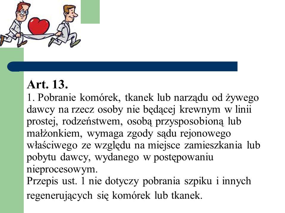 Art.13. 1.
