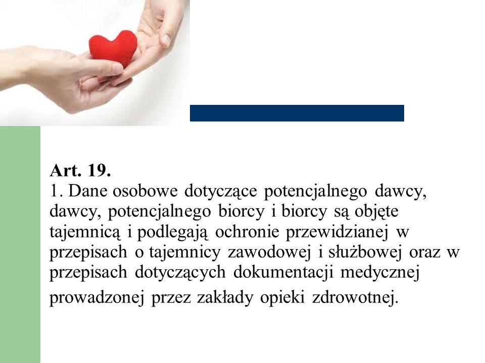 Art. 19. 1.